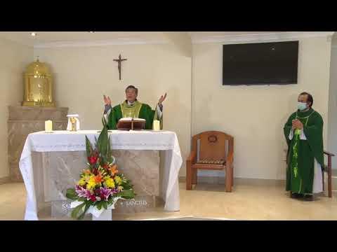 Thánh Lễ CN 21 TN Năm B, 22/8/2021 lúc 11 00AM - Mừng Kính Đức Mẹ La Vang BM Giáo Đoàn Cabramatta