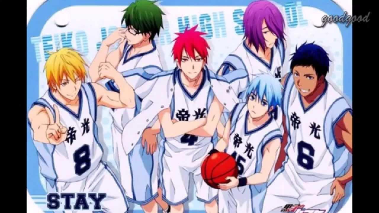 影子籃球員/黑子的籃球 Kuroko's Basketball:奇跡世代! - YouTube