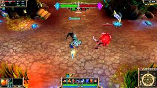 Full - Warring Kingdoms Xin Zhao League of Legends Skin Spotlight