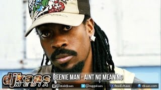 Beenie Man - Aint No Meaning ▶Good Love Riddim ▶LockeCity Music ▶Reggae ▶Dancehall 2015