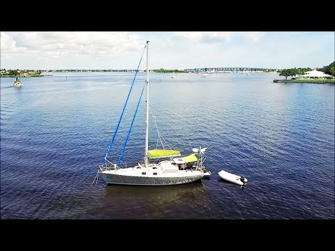 Casting Off Our Dock Lines After a 2 Year Refit (MJ Sailing - EP 28)