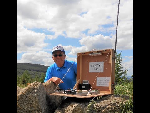 An All-in-one Portable QRP CW Station by EI5EM