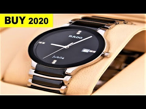Top 7 Best Rado Watches For Men To Buy In 2020   Best Rado Watches 2020