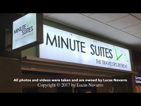 Minute Suites Review - Hartsfield Jackson Atlanta International Airport Terminal B