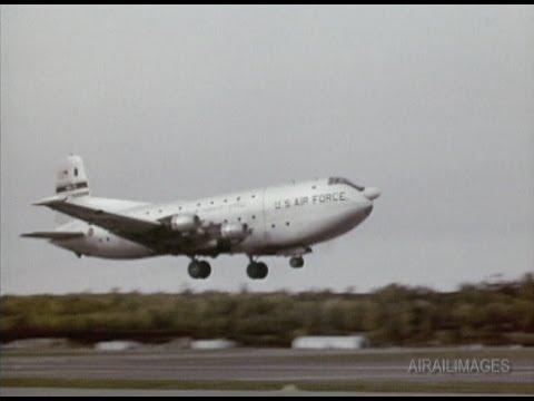 C-124 Globemaster Austere Operations in Alaska