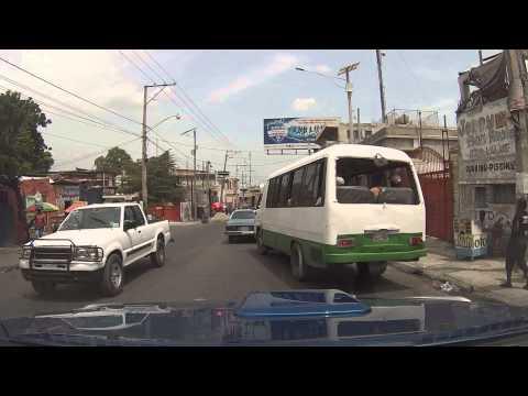 Port-au-Prince Haiti - Rue Lalue -  June 2014