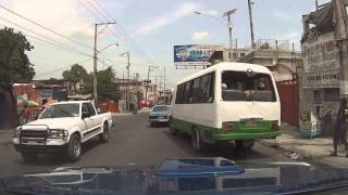 Port-au-Prince Haiti - Rue Lalue -  June 2014