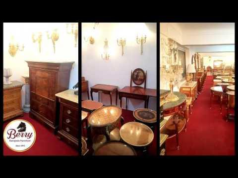 Berry European Furniture - Antiques & Century Revivals