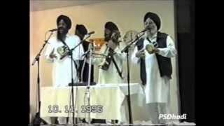 02. Traditional Dhadi tune: Dhayie di Baint - Dhadi Harbhajan Singh Fakar.