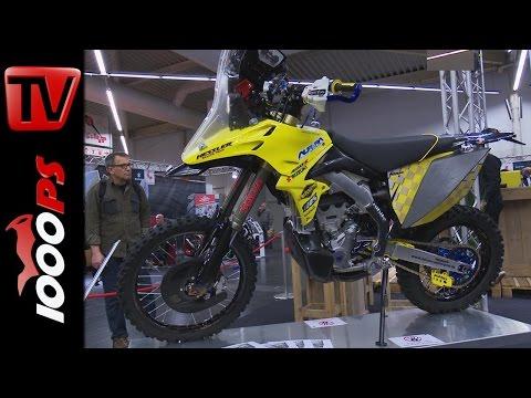 Suzuki RM-R 450 Rallye | Motorräder Dortmund 2016