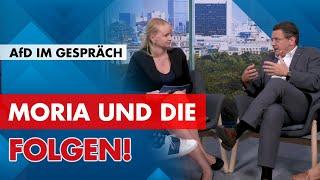 AfD im Gespräch: Moria und die Folgen – mit Lena Duggen, Stephan Brandner und Stefan Schubert