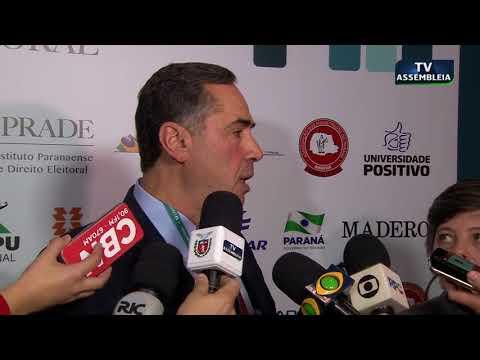 Repórter Assembleia 15 de junho de 2018 - Roberto Barroso