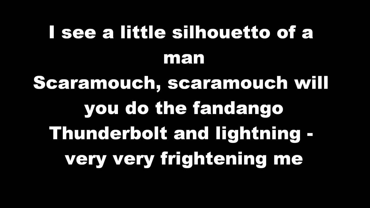bohemian rhapsody lyrics - YouTube