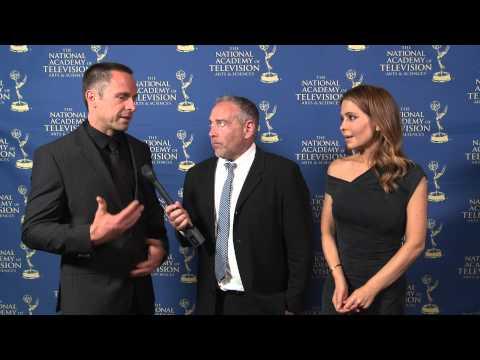 William DeVry & Lisa LoCicero At The 41st Annual Daytime Creative Arts Emmy Awards
