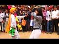 Girls Dance on Nagada at the largest crafts fair in the World : Surajkund Mela 2017