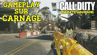 COD IW | GAMEPLAY SUR CARNAGE | DLC RETRIBUTION