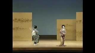 平成15年3月30日 国立小劇場 第二十九回 西川流鯉男会 会主:西川鯉男 h...