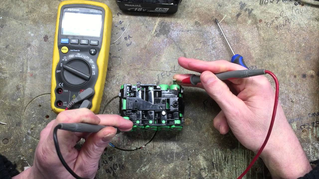 maxresdefault makita bl1830 18v battery repair youtube  at edmiracle.co