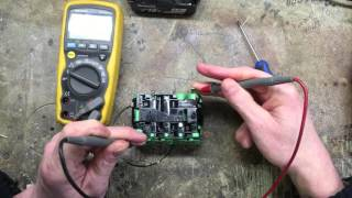 Makita BL1830 18v Battery Repair