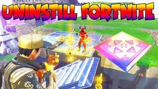 Dumb Scammer Uninstalls Fortnite Over Guns! (Scammer Gets Scammed) Fortnite Save The World