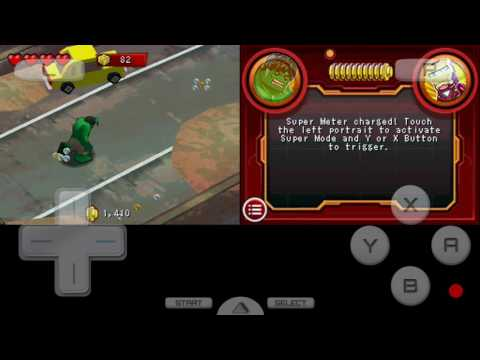 Lego Marvel Super Heroes-DS#1