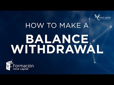 MindCapital PRO | #4 How to make a withdrawal in Mind Capital