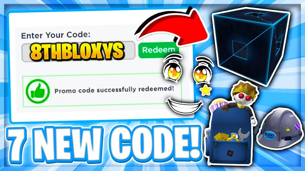 *7 Code!* ALL NEW PROMO CODES in ROBLOX !?! (April 2021)