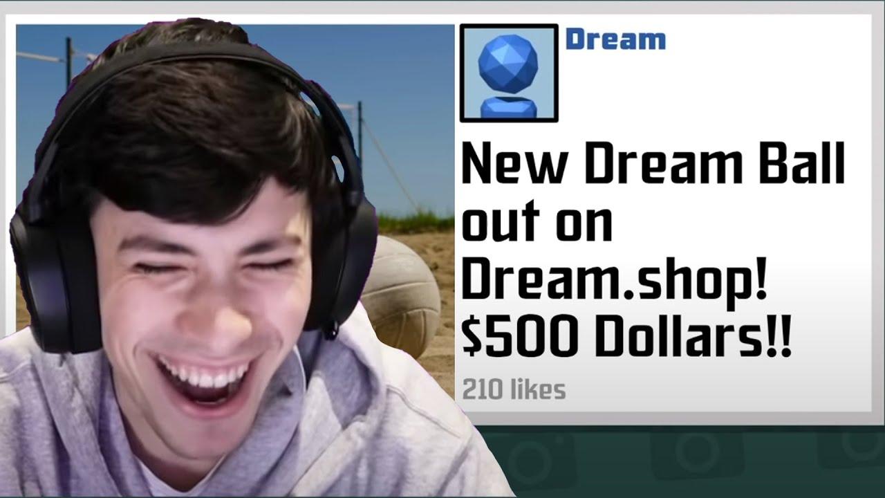 Dream Gets Roasted In Jackbox...