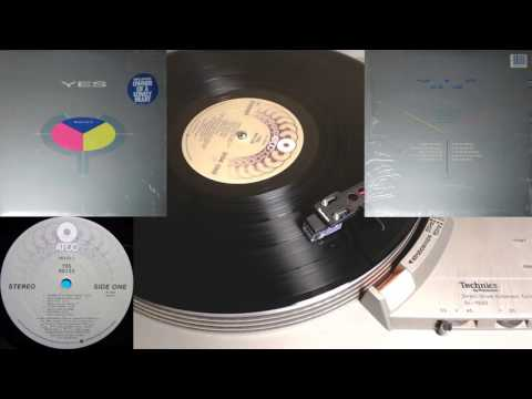 Mace Plays Vinyl - Yes - 90125 - 9/10 Tracks