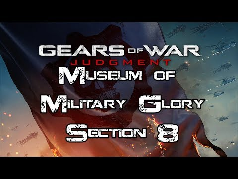 Gears of War Judgment: The Museum of Military Glory -- Section 8 Vaults