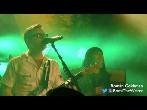 "Weezer with Thao Nguyen, ""Go Away"" -  San Francisco, Nov. 2, 2014"