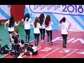 Download Video [180820] G-IDLE dancing 'Hann' at ISAC