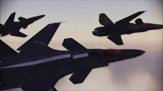 "Ace Combat: Infinity ""Create New Skies"" Teaser Trailer"