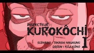 [MANGA] INSPECTEUR KUROKOCHI - MINI MENU MANGA