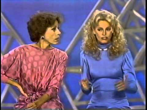 Carol Burnett and Cheryl LaddJust The Way You Are1979