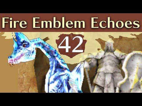 Fear Mountain. Fire Emblem Echoes: Shadows of Valentia (Hard/Classic) Gameplay Walkthrough Part 42