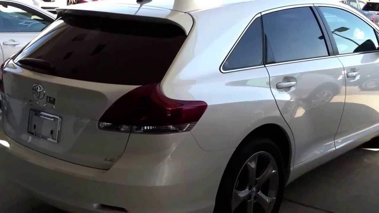2013 New Venza Le V6 Blizzard Pearl Youtube