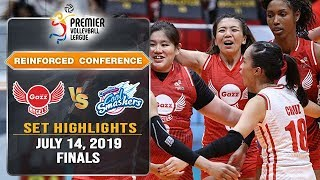 Finals Game 3: Petro Gazz vs. Creamline | Set 4 Highlights - July 14, 2019 | #PVL2019