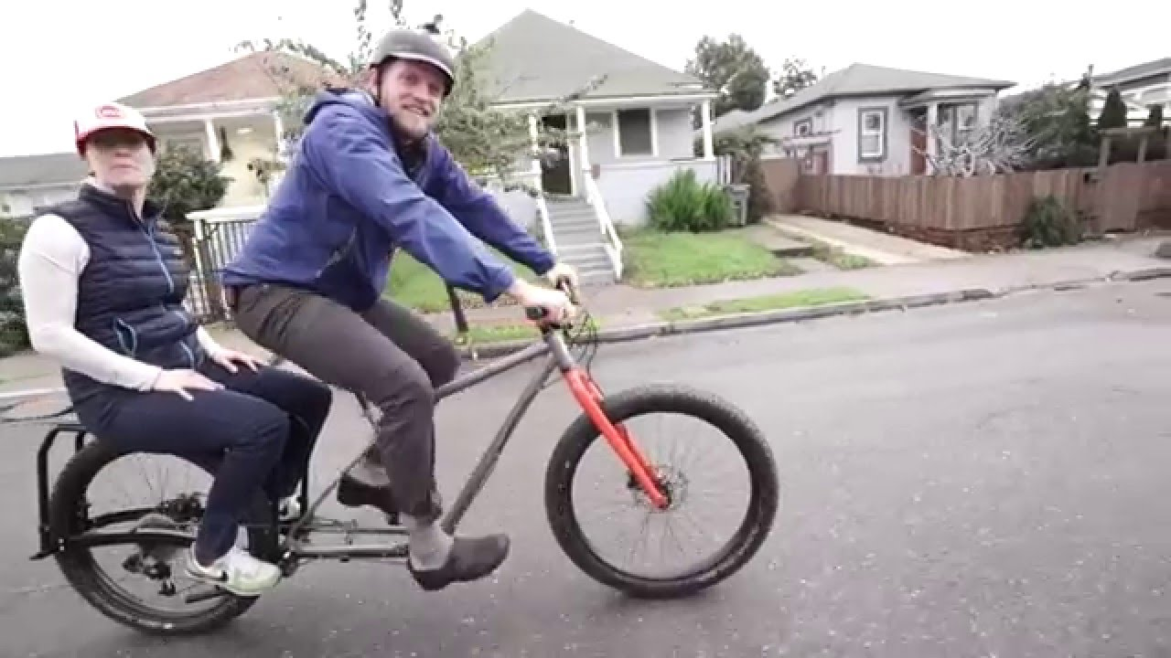 Xtracycle LEAP 650B+ Bike - YouTube