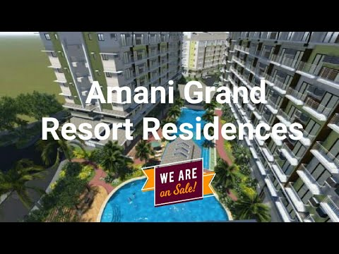 Resort Residence in Lapu Lapu City Cebu   Amani Grand