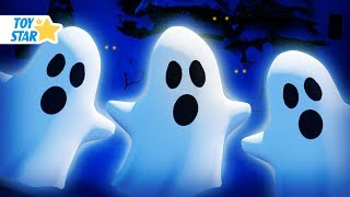 New 3D Cartoon For Kids ¦ Dolly And Friends ¦ Winter Real Ghost Story #109