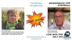 TNT Show - John Drummond interviewing Fiona Grahame. #TNTShow