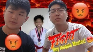 Funny compilation of Juaquin Montes and Hamon challenge! (Viral s of 2018)