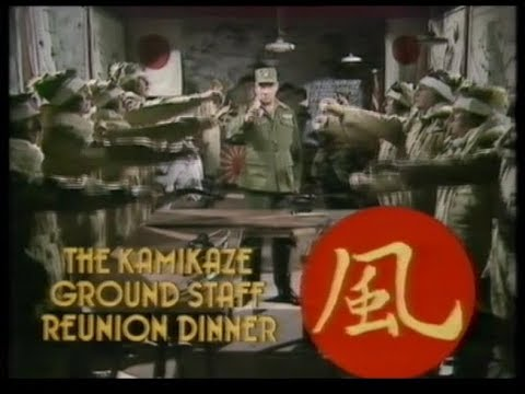 17 February 1981 BBC1 - Play for Today: The Kamikaze Ground Staff Reunion Dinner trail
