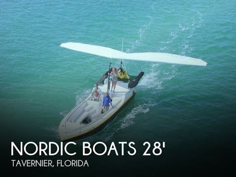 [UNAVAILABLE] Used 1992 Nordic 28 Ascender Parasail / Hang-Gliding Vessel in Tavernier, Florida