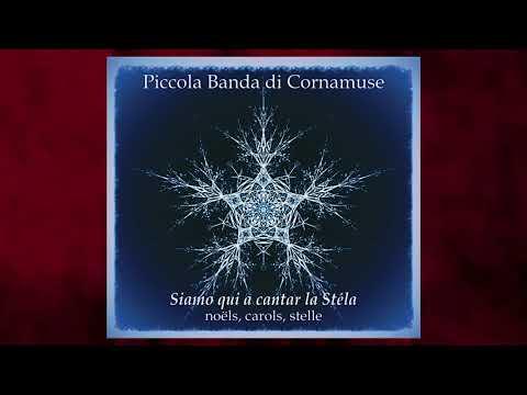 Piccola Banda di Cornamuse - teaser del CD di Natale