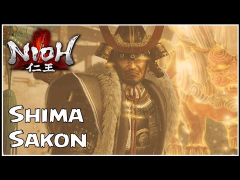NIOH - BOSS SHIMA SAKON - #28 - Legendado PT-BR PS4 Pro