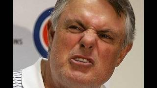 Lou Piniella Quits! Retires from Managing the Chicago Cubs! Who