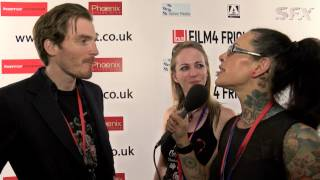 Film4 FrightFest 2015 - Alistair Legrand On The Red Carpet