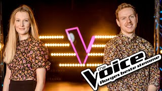 Amalie vs. Julian | Fades Away (Avicii feat. Noonie Bao) | Battle | The Voice Norway